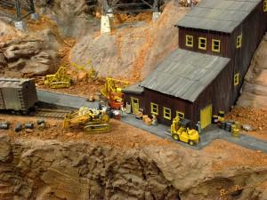 アメリカ型鉄道模型_factory