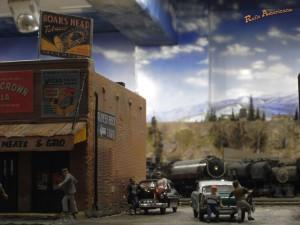 アメリカ型鉄道模型_town2