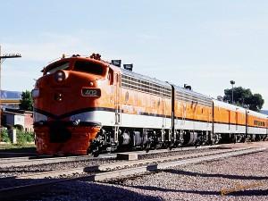 アメリカ型鉄道模型_dognose