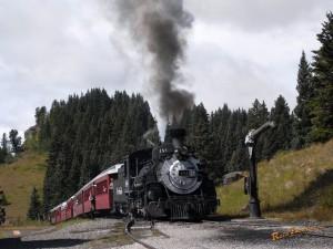 アメリカ型鉄道模型_steam_loco