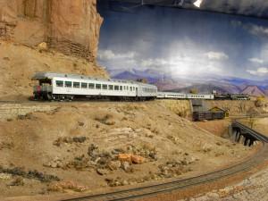 アメリカ型鉄道模型_coach