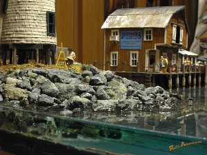 アメリカ型鉄道模型_harver