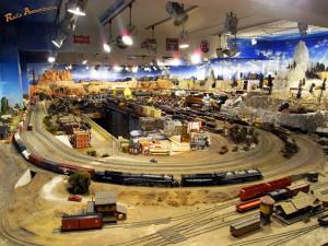 アメリカ型鉄道模型_D&GRN